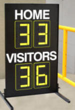 Easy Score Numbers for Scoreboards | Cartwrights Sports