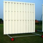 4.0m Store Away Sight Screen 4