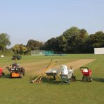 End of Season Wicket Renovation