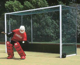 Freestanding Premier Hockey Goals Inc Nets And Wheels