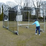 Club Mobile 6 wheeled cage