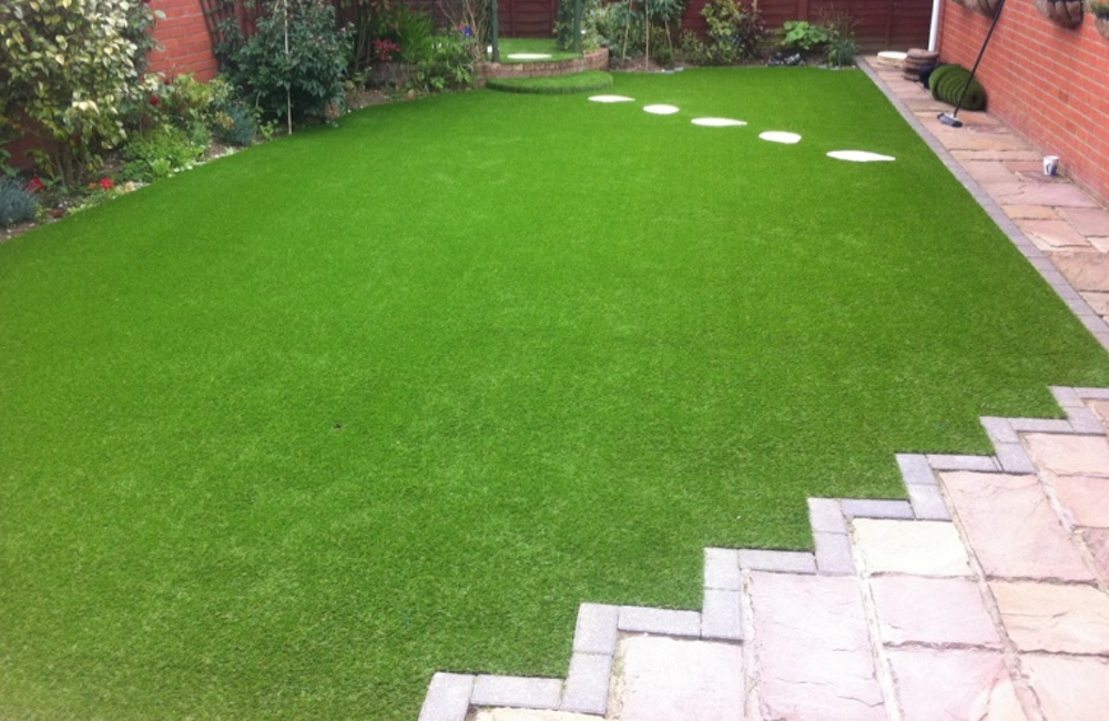 artificial grass and  surrounds